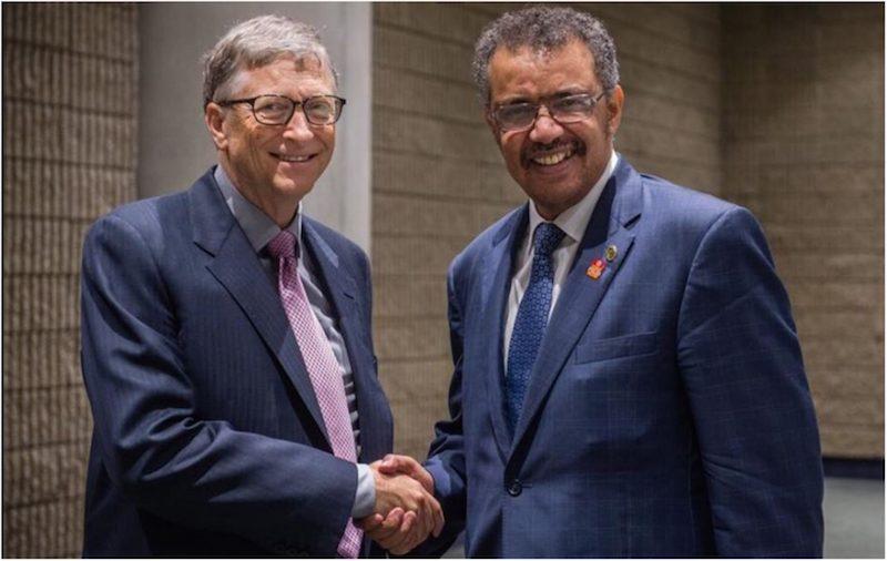 Всемирный заговор раскрыт: найдена связь между Биллом Гейтсом, ВОЗ и COVID-19