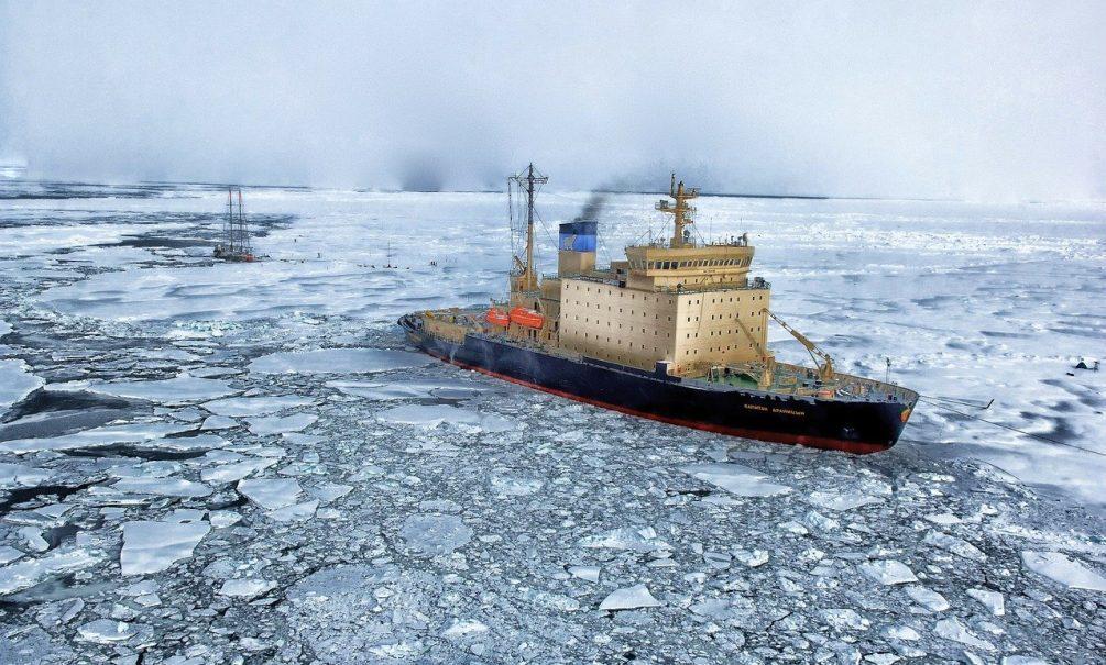 У России пытаются отобрать Арктику. НАТО сжимает кольцо