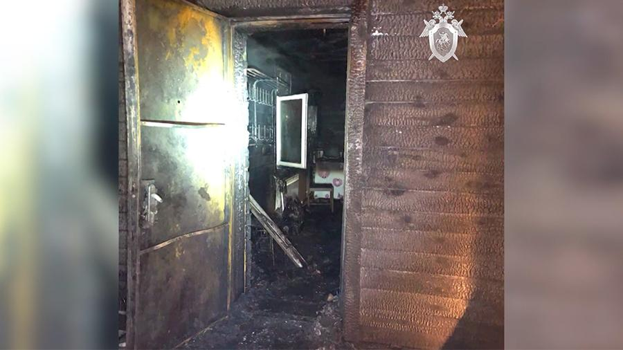 «Сказала, что больше никого нет внутри»: задержана хозяйка дома престарелых, где сгорели семь человек