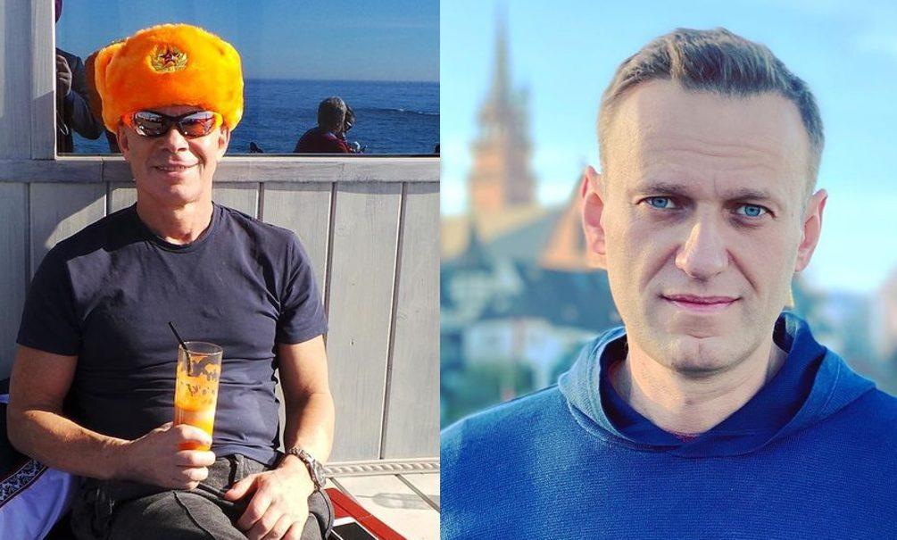 «А в РФ будет жив даже в тюрьме»: Олега Газманова затравили за комментарий о Навальном