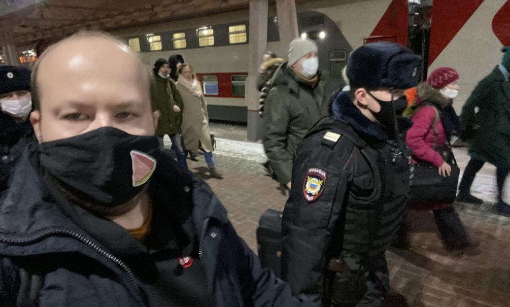 Задержаны ближайшие сподвижники Алексея Навального
