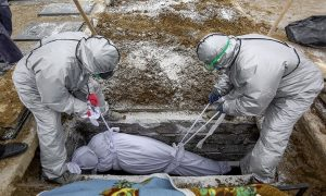 Большинство россиян уверены:  коронавирус - биологическое оружие
