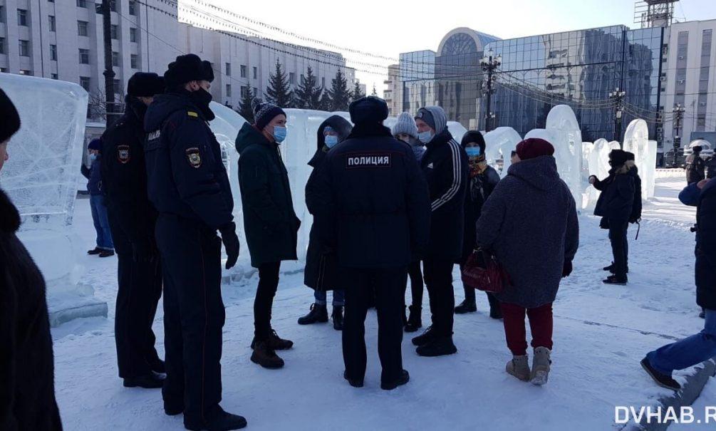 Демонстрационная тревога: посольство США опубликовало исчерпывающие данные об акциях в поддержку Навального