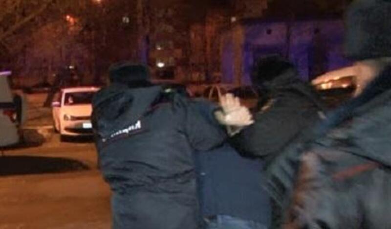 В Москве приезжие устроили пьяную драку со стрельбой на Новый год