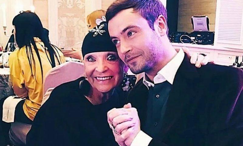 80-летняя Светлана Светличная подтвердила отношения с 37-летним актером