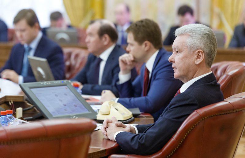Вся подноготная: Собянин собирается следить за каждым шагом москвичей