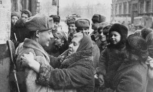 Это был настоящий прорыв - жители блокадного Ленинграда получили  шанс