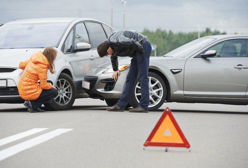 Только четыре: в ГИБДД назвали случаи, когда водителям можно спокойно оставлять место ДТП