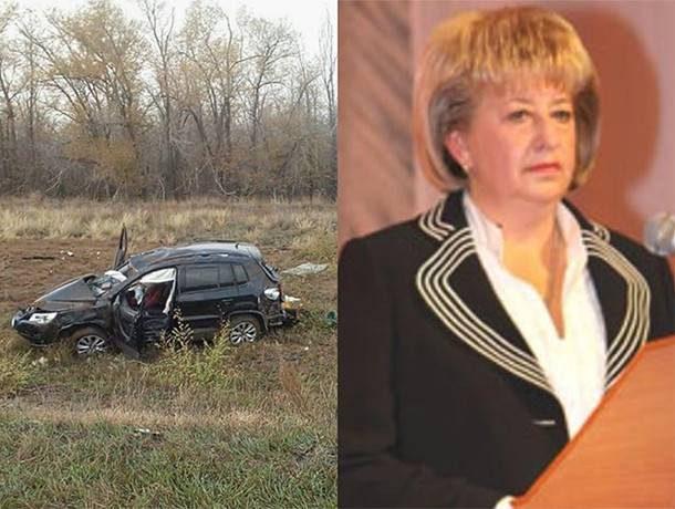 Экс-мэр Волжского Марина Афанасьева признала вину в смерти подруг