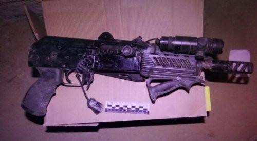 Ростовчанин хранил в подвале своего дома целый арсенал оружия