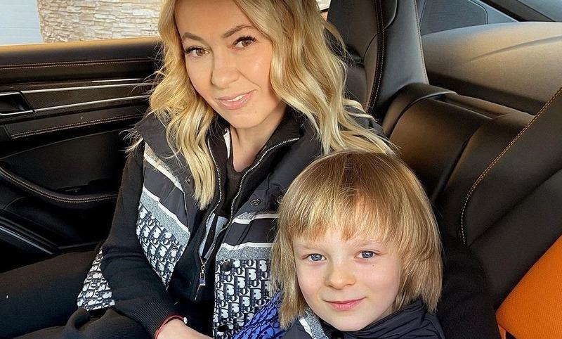 Рудковская отправит 7-летнего сына на судебно-психиатрическую экспертизу ради суда со СМИ