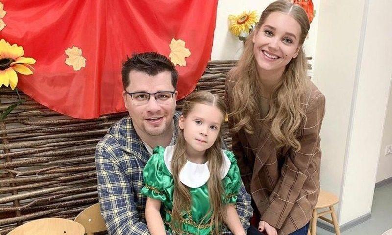 Кристина Асмус отметила день рождения дочери без Гарика Харламова