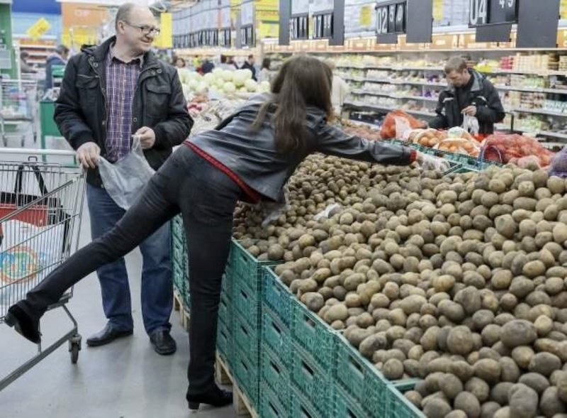 Как в СССР: аграрии предложили магазинам картофель «экономкласса» для доступности