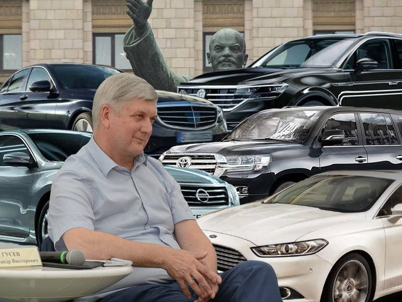 Воронежские чиновники арендуют иномарки сами у себя за 731 рубль в час