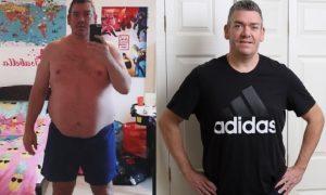 Англичанин нашел интересный способ, как похудеть на 32 кг и получить за это полмиллиона