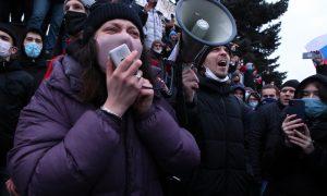 Москва разберется: МИД России выразил протест послу США за поддержку митингов
