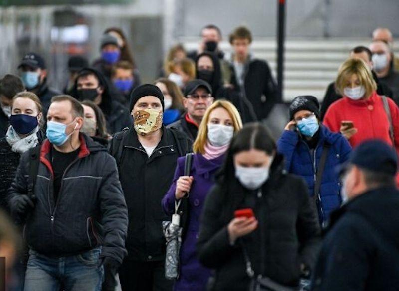 Главное – здоровье: большинство россиян готовы пожертвовать своими правами  из-за пандемии