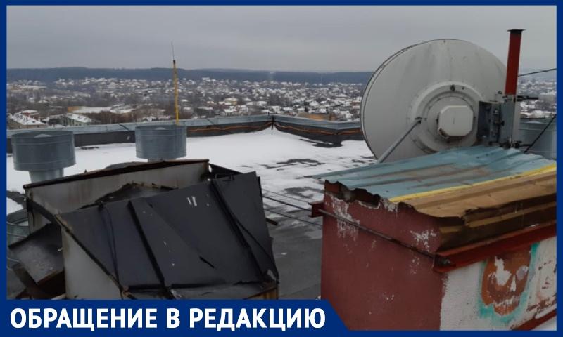 Десятки антенн незаконно установили на самом высоком доме Дмитрова. Жильцы боятся за здоровье