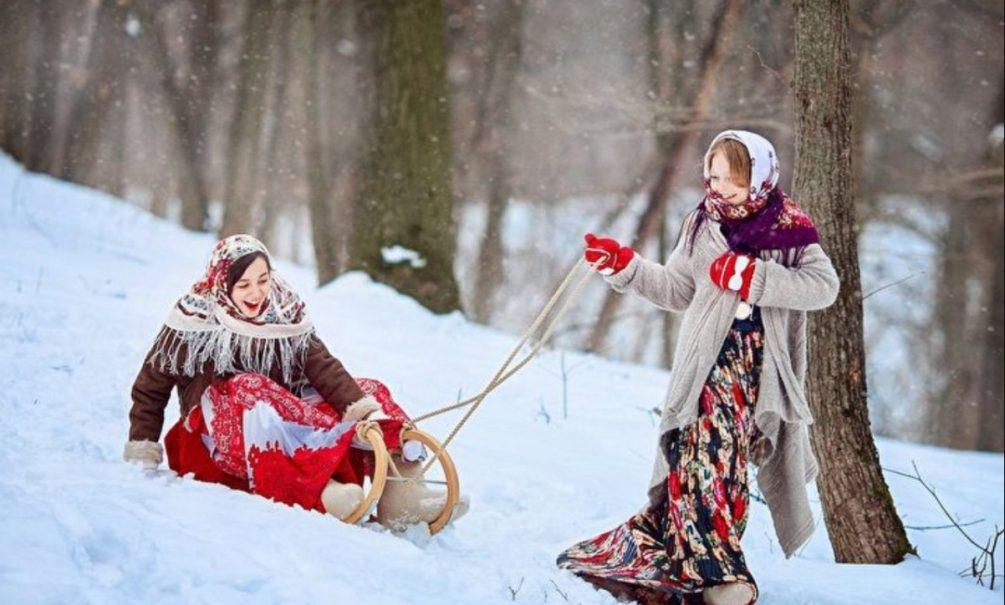 Знаете ли вы русскую зиму?
