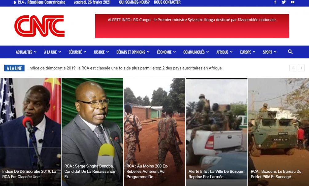 Блокировка замеченных в создании фейков СМИ не остановила псевдожурналистов в ЦАР