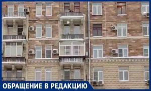 Москвич, бросающий снег с 9 этажа на прохожих, попал на видео