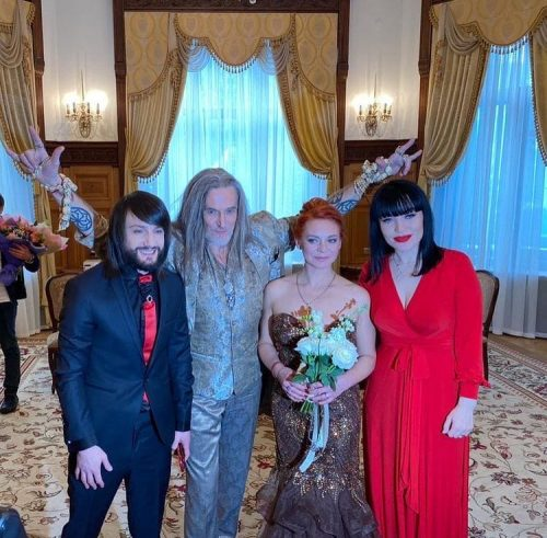 Джигурда снова женился на Марине Анисиной
