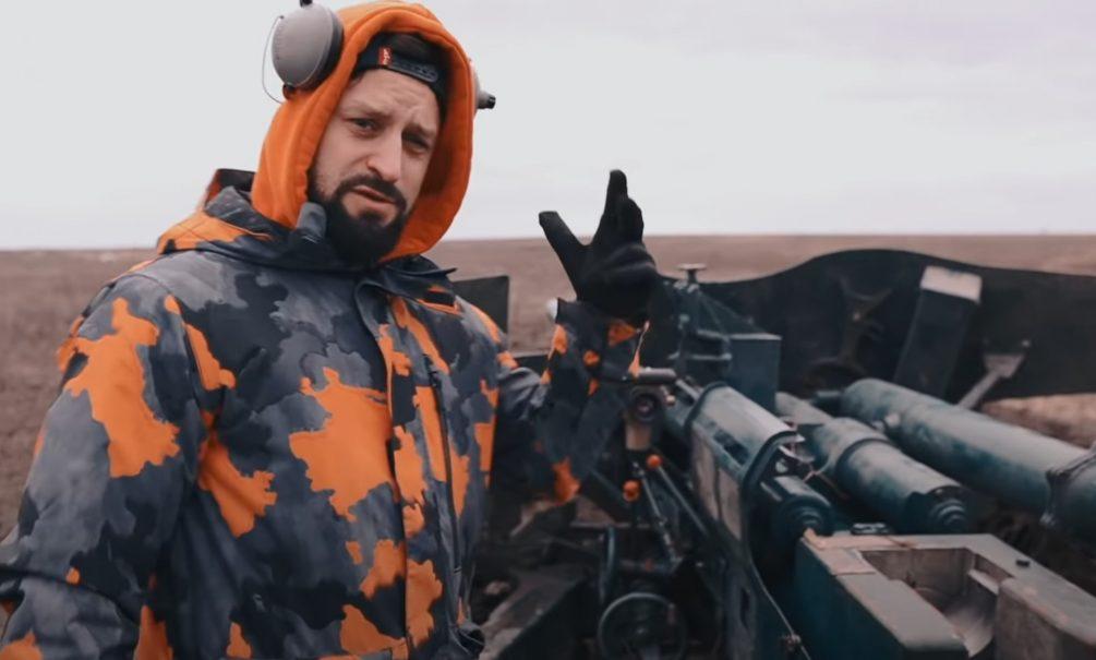 Из гаубицы по бензовозу: как Россия отметила 23 февраля