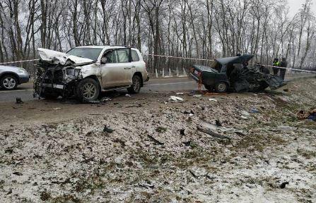 Брат главы Северной Осетии покончил с собой после аварии с четырьмя трупами