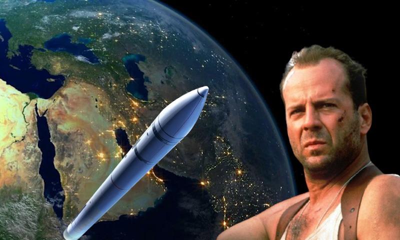 Брюс Уиллис больше не нужен: Россия создаст ракету для защиты Земли от астероидов