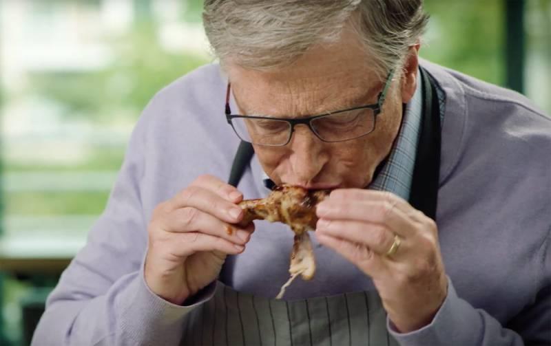 Привыкните: Билл Гейтс призвал всех питаться синтетикой ради спасения мира