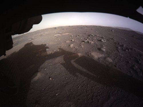 Когда нечем ответить: Рогозин посмеялся над высадкой американского робота на Марсе