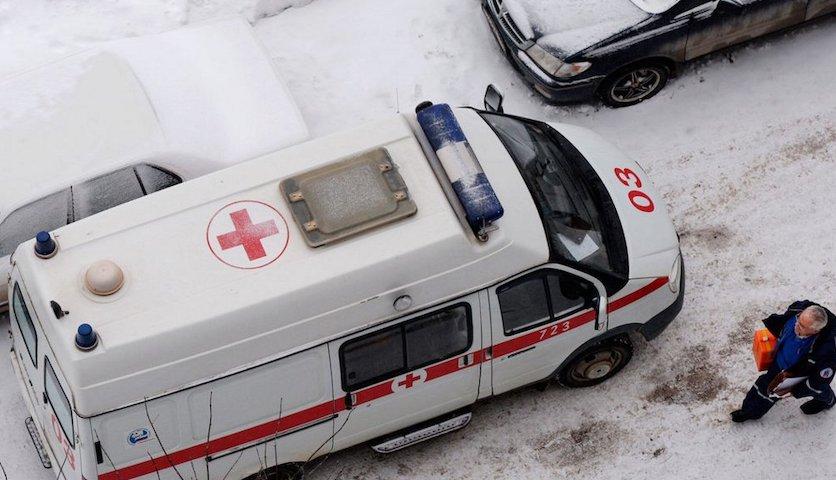 Школьница выпала из окна 16-го этажа и выжила в Рязани