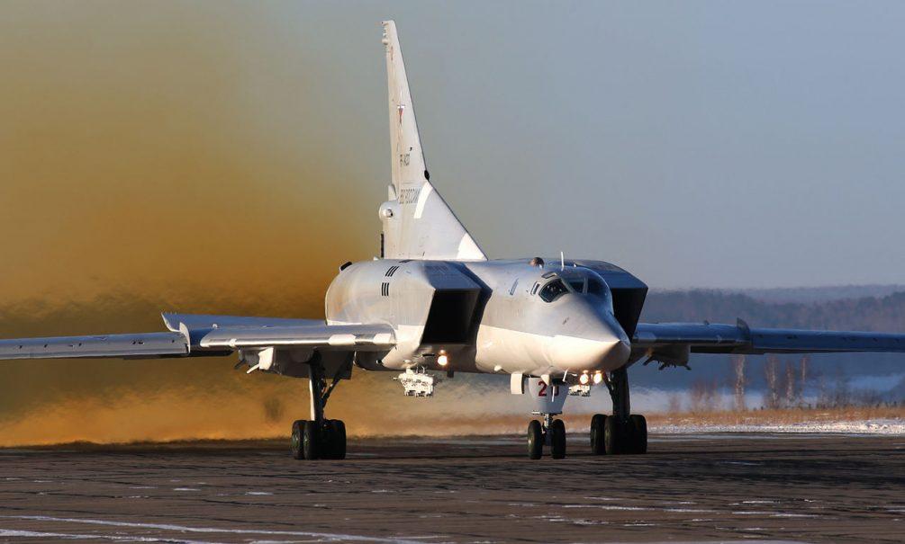 Три летчика погибли под Калугой: катапульта Ту-22М3 выбросила их на взлете