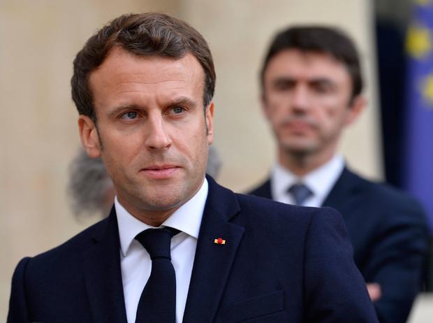 Непопулярный лидер Франции: как Макрон готовится к президентским выборам