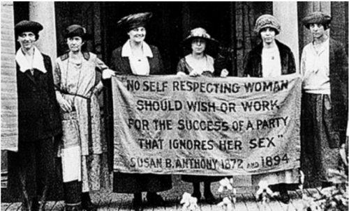 Праздник тех, кто предлагал себя каждому: Международный женский день 8 марта