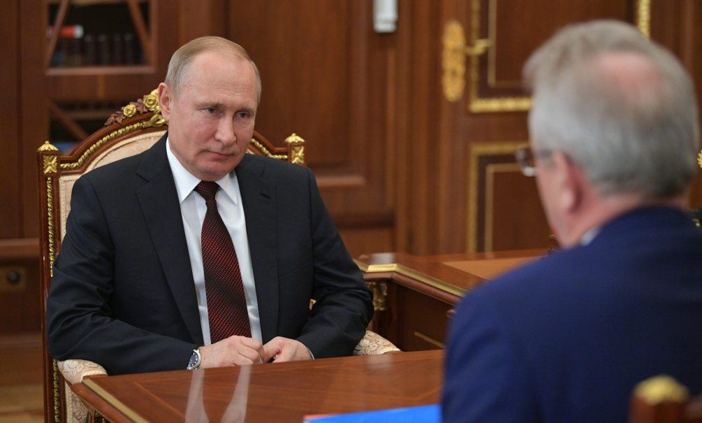 Путин отправил в отставку губернатора Пензенской области Ивана Белозерцева