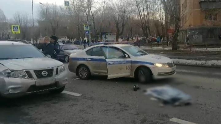 В Челябинске мертвецки пьяный лихач снес пенсионерку на «зебре», как кеглю, и уехал