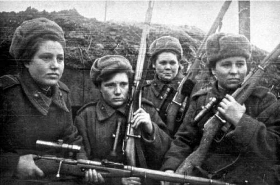 «Героини великой Победы»: Минобороны РФ запустило раздел на сайте, посвященный женщинам-участницам Великой Отечественной войны