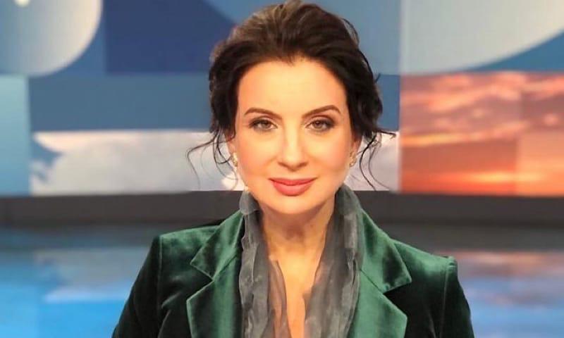 «Полёт шмеля закончился Боткинской больницей!»: Екатерина Стриженова сломала руку