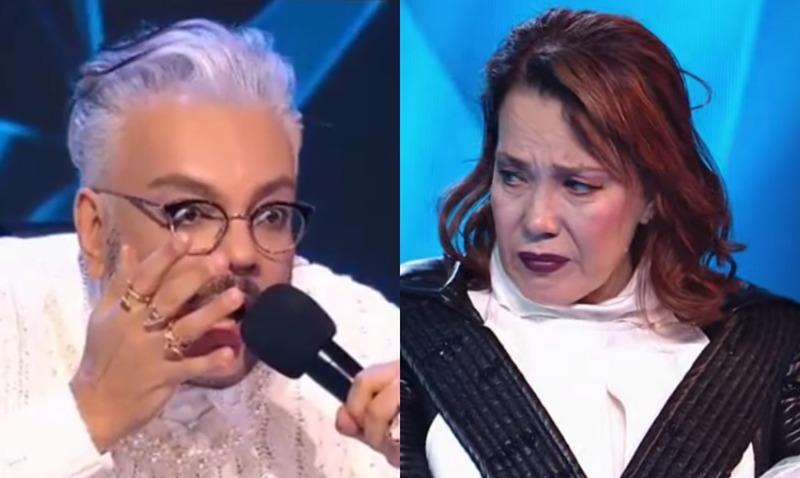 Скандал на шоу «Маска»: обиженная певица Азиза ушла со сцены, отказавшись исполнить финальный номер