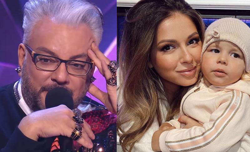 «Вы серьезно?!»: Филиппа Киркорова шокировало необычное имя дочери Нюши