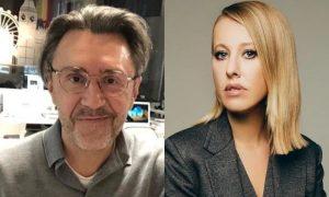 «Профукал Матильду»: Собчак считает, что у Шнурова проблемы из-за новой жены