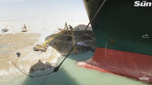 «Эвер гивен» сняли с мели: один корабль сумел парализовать мировую экономику