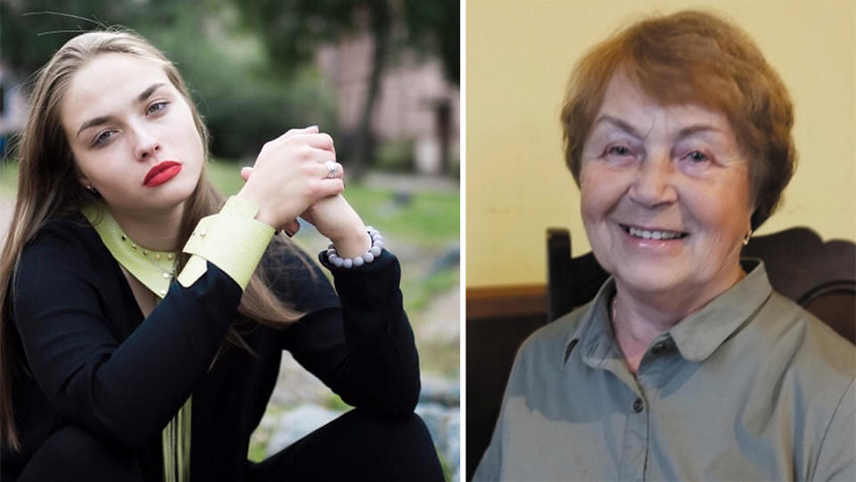 Чуть не убила:  модель в Петербурге заключили под стражу за жестокое избиение родной бабушки