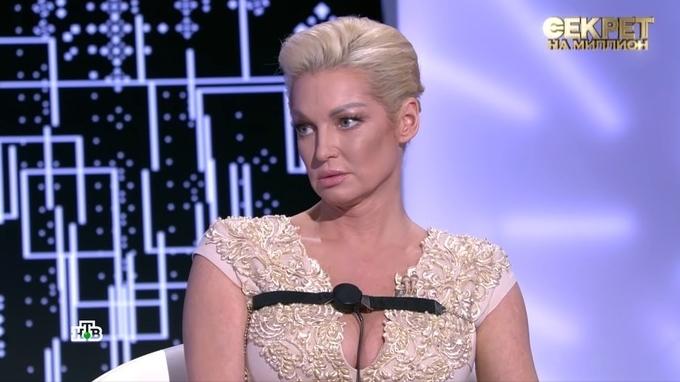 Секс за деньги, романы  с олигархами и Джимом Керри: Волочкова прошла тест на полиграфе