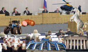 Дом в Испании, свинарник, лесопилка:  что задекларировали депутаты Госдумы