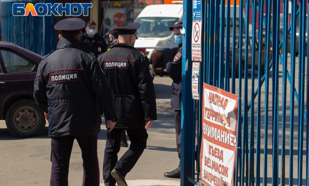 В Ростове-на-Дону более 3500 силовиков устроили облаву на рынках, которые до этого власти не замечали годами