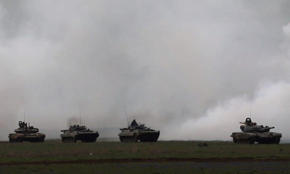 «Цели достигнуты»: Россия отводит войска от границы с Украиной