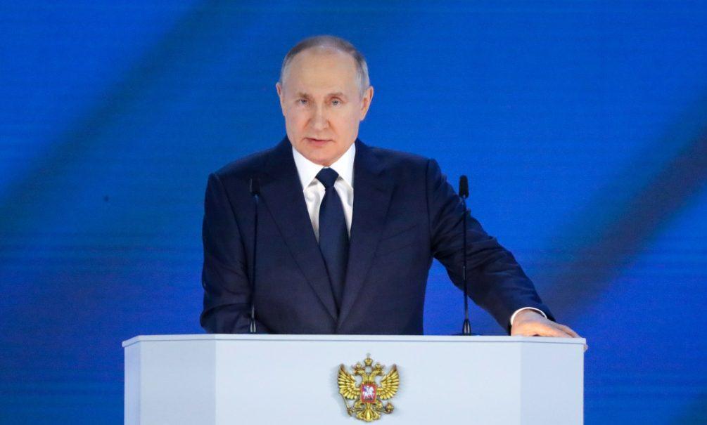 Обещания Путина народу: главное из послания президента Федеральному собранию