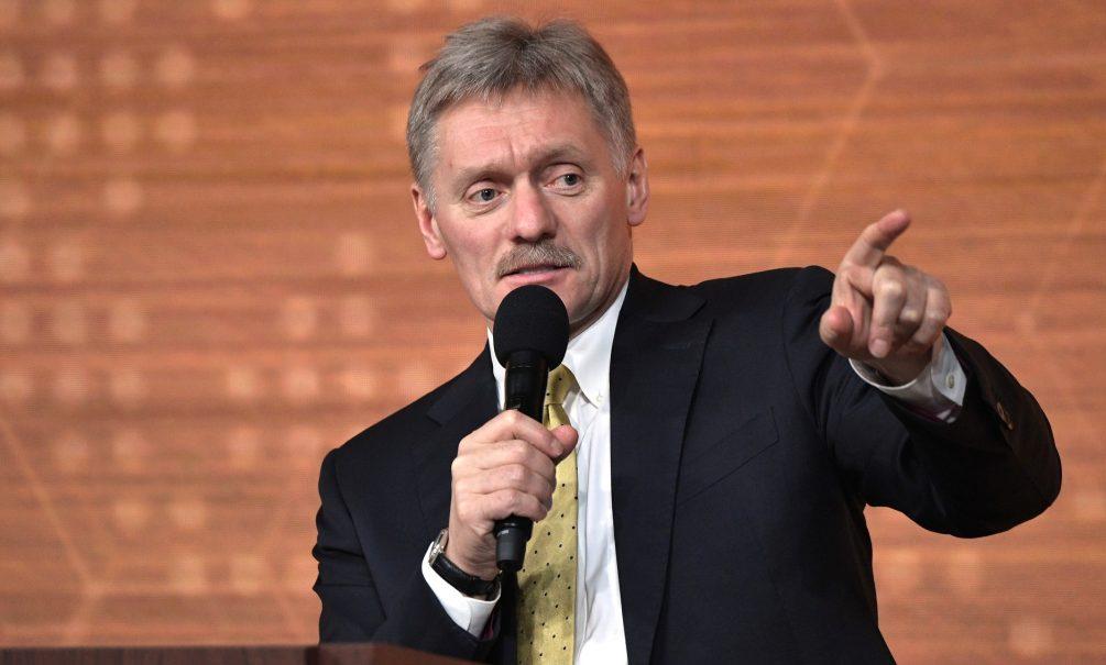 В Кремле объяснили концентрацию войск на границе с Украиной